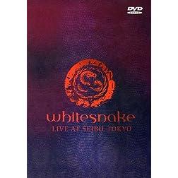 Whitesnake - Live At Seibu Tokyo