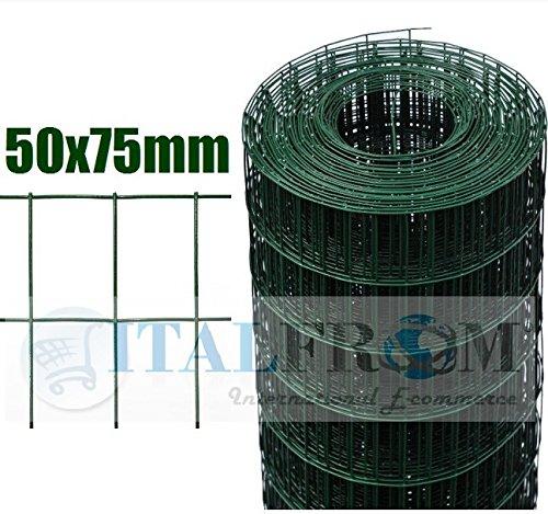 rouleau-de-25-m-de-courroie-en-maille-metal-galvanise-revetement-plastique-maille-filet-de-75-x-50-m