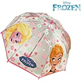 Disney Frozen Elsa & Anna 'Bubble' PVC Umbrella