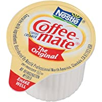 180-Pack Nestle Coffee-mate Coffee Creamer 0.375-Ounce Original Liquid Singles