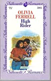 img - for High Rider (Silhouette Romance) book / textbook / text book