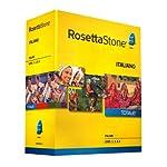Learn Italian: Rosetta Stone Italian – Level 1-3 Set