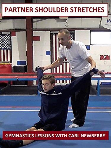 Partner Shoulder Stretches