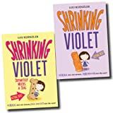 Lou Kuenzler Shrinking Violet Collection Lou Kuenzler 2 Books Set (Shrinking Violet, Shrinking Violet Definitely Needs A Dog)
