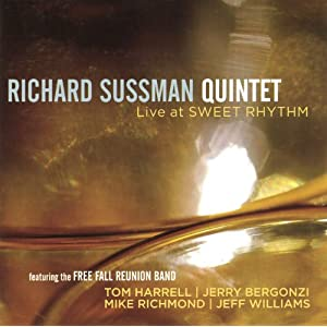Richard Sussman - Live At Sweet Rhythm cover