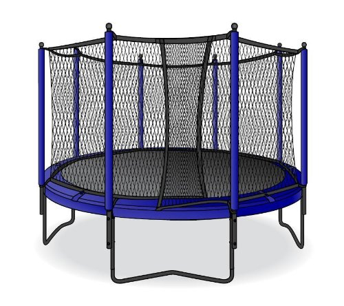 JumpSport Elite 12' Trampoline Sporting Goods Jumping