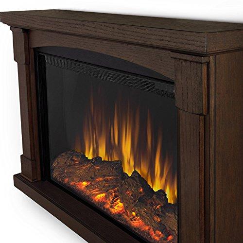 Brighton Slim Electric Wall Hung Fireplace