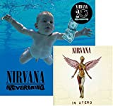 Nevermind and In Utero - Nirvana - 2 CD Bundling