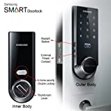 Samsung Ezon SHS-3321 KEYLESS Smart Digital Door Lock SHS-3321...