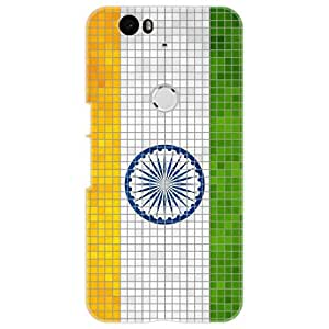 a AND b Designer Printed Mobile Back Cover / Back Case For Huawei Nexus 6P (Nexus_6P_3D_2622)