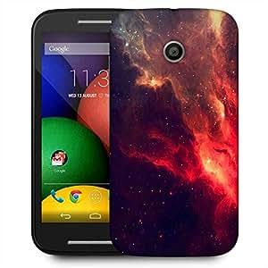 Snoogg Skyview Clouds Designer Protective Phone Back Case Cover For Motorola E2 / MOTO E22