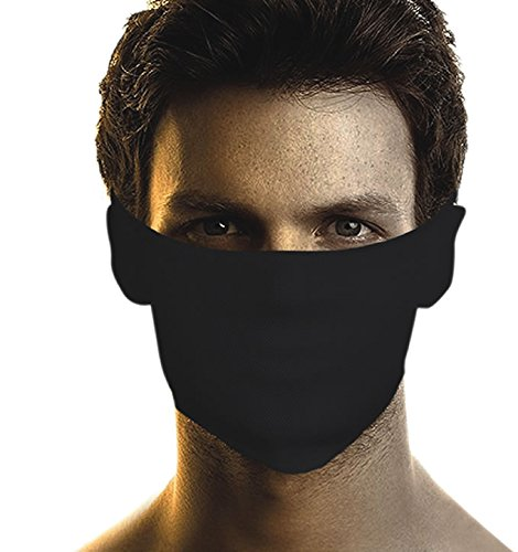 buy jern winter pollution bikers gear anti pollution mask black on amazon. Black Bedroom Furniture Sets. Home Design Ideas