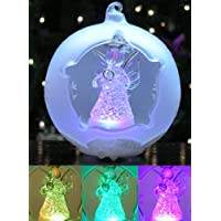 Angel LED Lighted Christmas Ornament