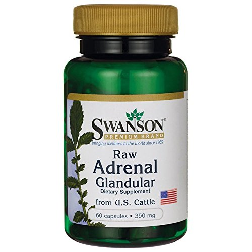 swanson-glandulaire-surrenal-brut-350mg-60-gelules-tissu-de-glande-de-cortex-surrenalien-pur-naturel