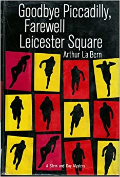 Goodbye piccadilly farewell leicester square book