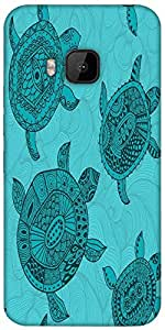 Snoogg Seamless Pattern With Turtles Seamless Pattern Can Be Used For Wallpap...