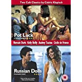 Pot Luck & Russian Dolls - The Pot Luck Double Pack (Exclusive to Amazon.co.uk)  [DVD]by Romain Duris