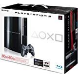 PlayStation 3 80GB System (Old Model)