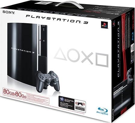 PlayStation 3 80GB System