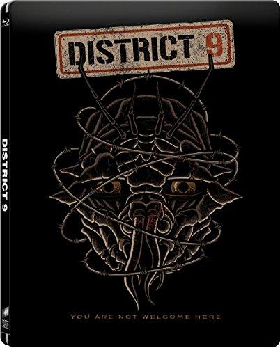 District 9 - SteelBook PopArt [Blu-ray]