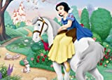Jumbo Puzzle - Princess & Horses - Snow White's Horse (35 pieces)