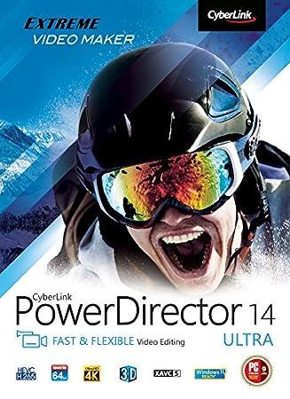 CyberLink PowerDirector 14 Ultra [Download]