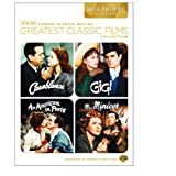 TCM Greatest Classic Films Collection: Best Picture Winners (Casablanca / Gigi / An American in Paris / Mrs. Miniver)by Humphrey Bogart