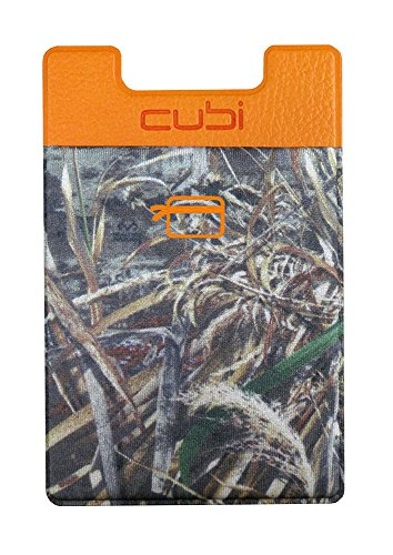 CardNinja Ultra-slim Self Adhesive Credit Card Wallet for Smartphones, RealTree Max5 (Card Ninja Iphone compare prices)