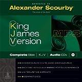 KJV Scourby Complete Bible Audio MP3 CDS: KJV Audio Bible
