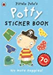 Pirate Pete's Potty Sticker Activity...