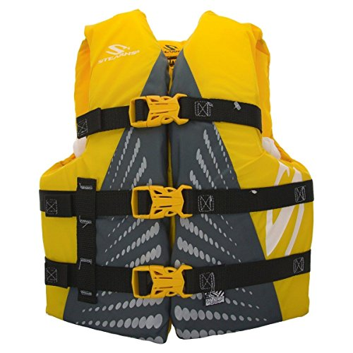 Stearns Child Watersport Vest - Gold United States Coast Guard Approved Child ( 30 - 50 lbs) (Life Preserver Type 1 compare prices)