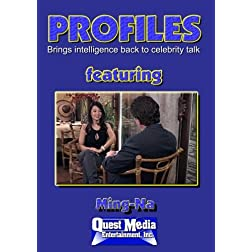 PROFILES Featuring Ming-Na
