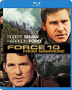 Force 10 From Navarone [Blu-ray] (Sous-titres français)