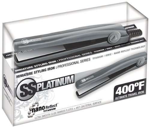 Ss Platinum Miniature Styling Iron - Professional Series Ss524