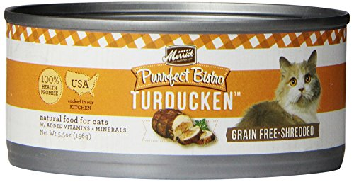 Merrick Turducken Cat Food 5.5 Oz (24 Count Case)