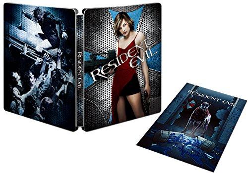 バイオハザード スチールブック仕様(数量限定生産) [Blu-ray]