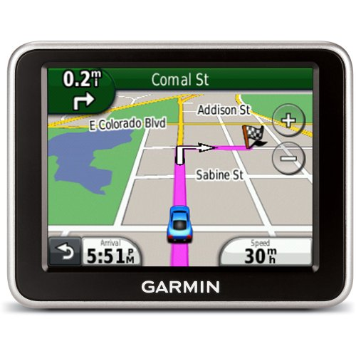 Garmin Nüvi 2200 3.5-Inch Portable Gps Navigator front-683759