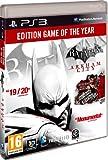 echange, troc Batman Arkham City - édition jeu de l'année