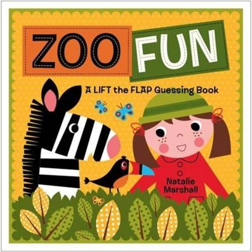 Zoo Fun! Lift the Flap