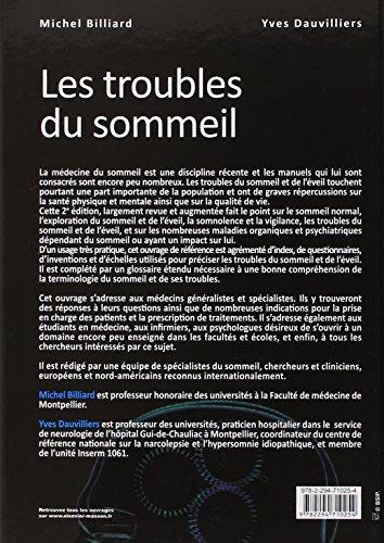 Les troubles du sommeil michel billiard yves dauvilliers elsevier masson broche ebay - Les troubles du sommeil ...