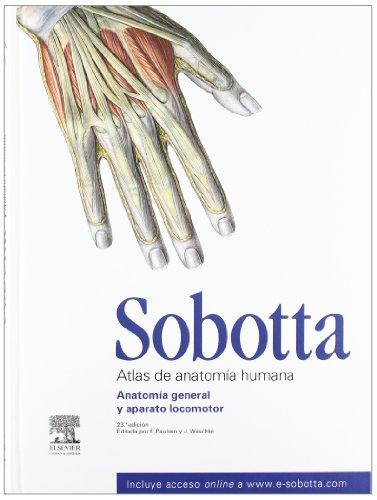 SOBOTTA. ATLAS DE ANATOMIA HUMANA  descarga pdf epub mobi fb2
