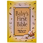 Baby's First Bible Book