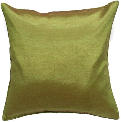 Avarada solid throw pillow cover decorative sofa couch for Sofa cushion covers 24x24