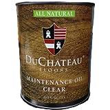DuChateau Floors Maintenance Oil, Clear 1 Liter at Sears.com