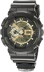 G-Shock GA-110 Garish Trending Series Men's Luxury Watch - Brown / One Size