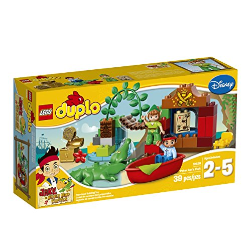 LEGO DUPLO Jake Peter Pan's Visit