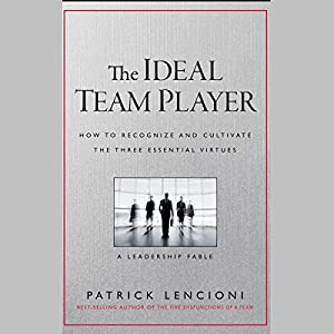The Ideal Team Player Audiobook