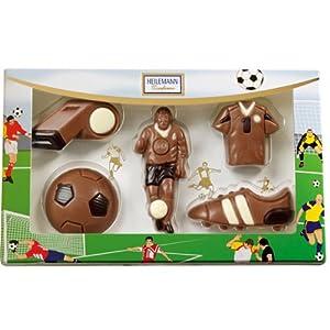Chocolate Cake Decorating Set - Football