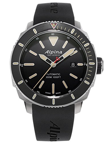 Alpina Seastrong Diver 300 Diving Watch AL-525LGG4V6