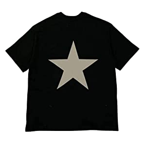 Fear of God Tシャツ 半袖 フィアオブゴッド FOG ESSENTIALS エッセンシャルズ 洋服 上着 星プリント T-Shirt
